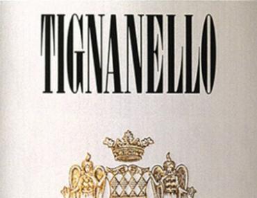 Вино Tignanello Toscana IGT