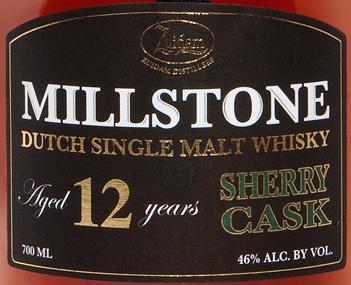 Millstone-12yo-SherryCask