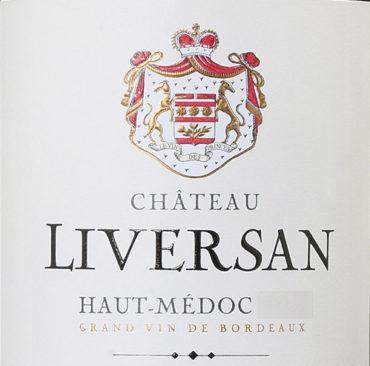 chateau-liversan-2006-label