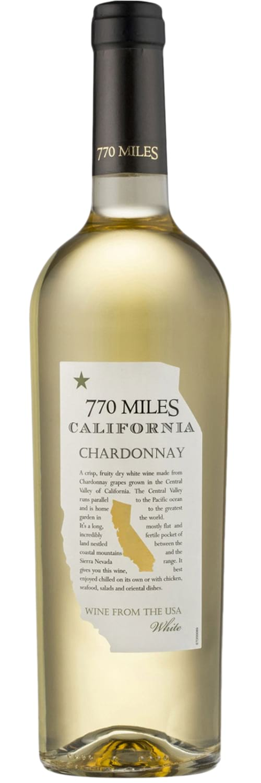 770 Miles Chardonnay фото