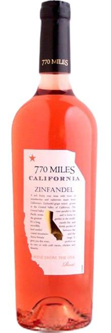 770 Miles Zinfandel Rose фото