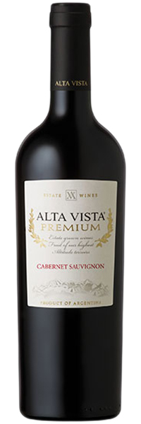 2007 Alta Vista Premium Cabernet Sauvignon фото