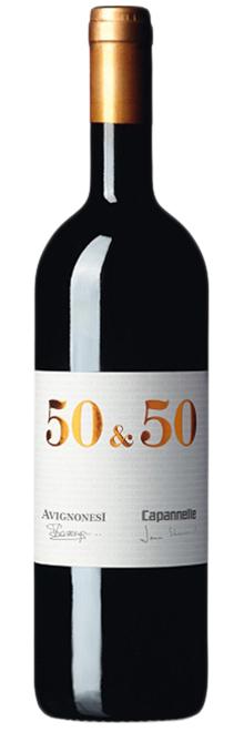 2011 Capannelle Avignonesi-Capannelle «50&50» Toscana фото