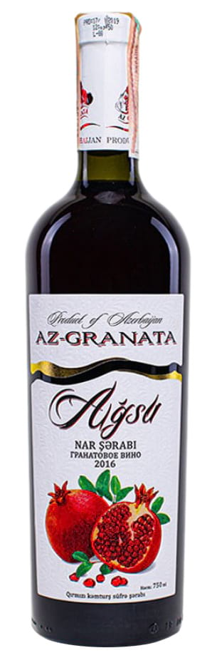 Az-Granata Agsu Semi Dry фото