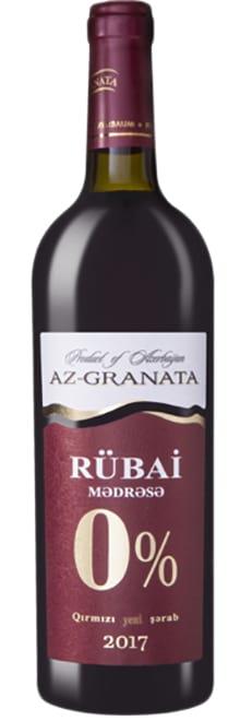 Az-Granata Rubai Medrese Alcohol Free фото