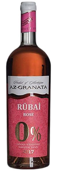 Az-Granata Rubai Rose Alcohol Free фото