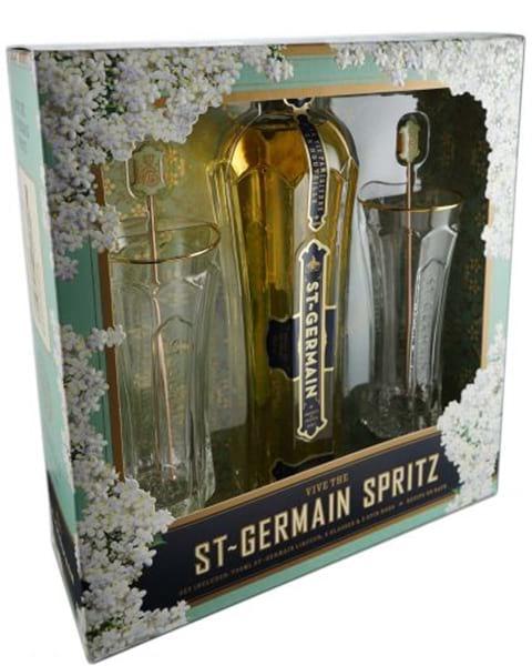 Bacardi St-Germain Set with 2 glasses фото