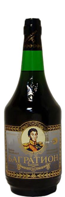 Kizlyar Cognac Distillery Bagration 20 Years Old фото