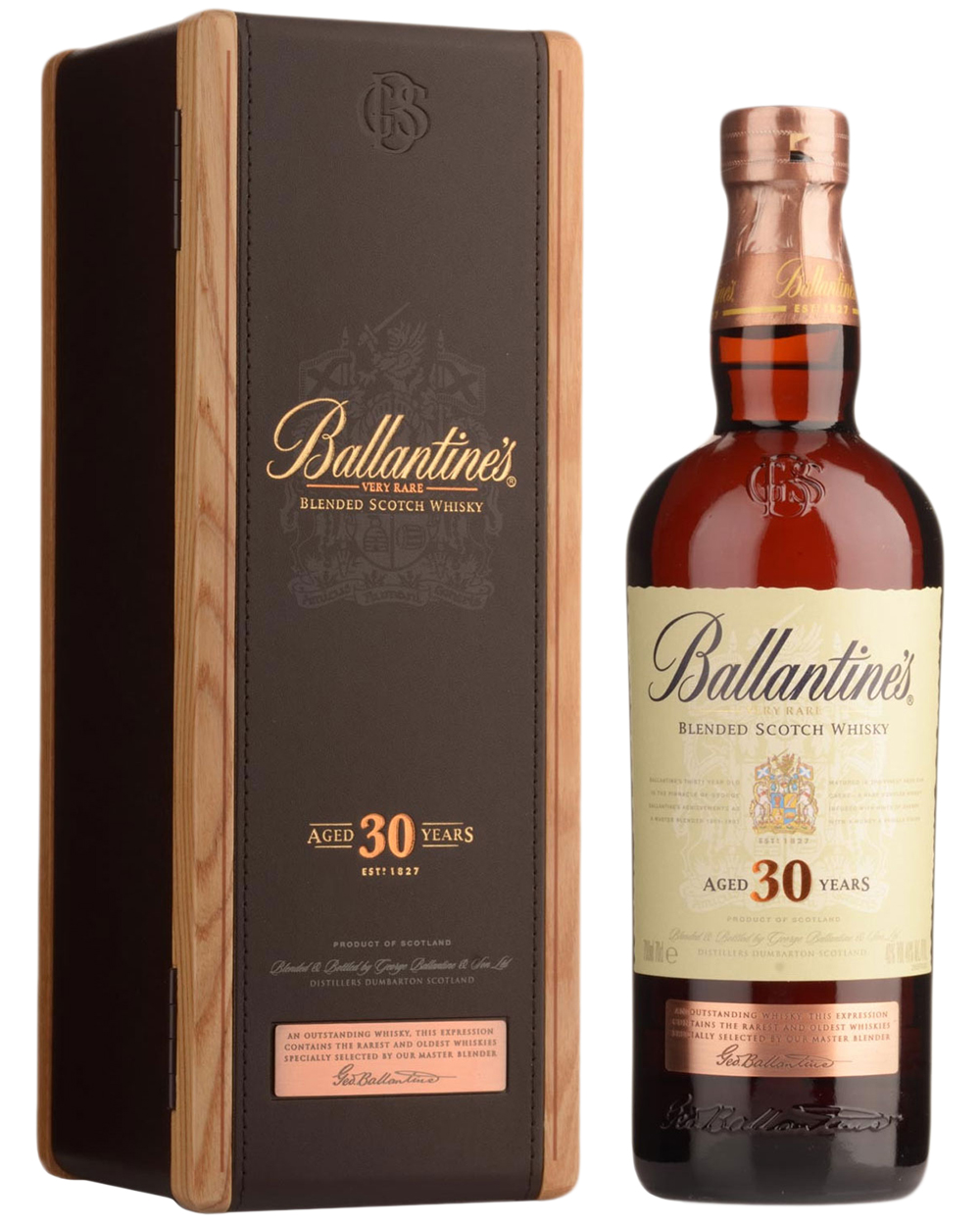 Ballantine's 30 Years Old фото