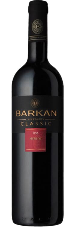 Barkan Merlot Classic фото