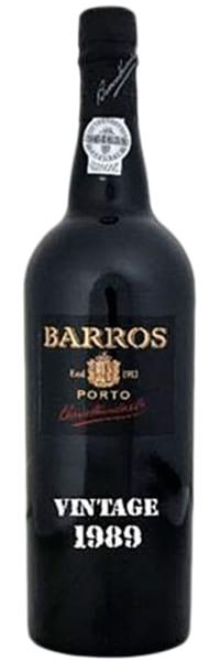1989 Barros Vintage Porto фото