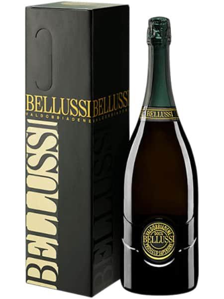 Bellussi Valdobbiadene Prosecco Superiore Extra Dry (Magnum) 1.5 liter фото