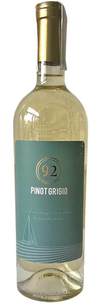 Best 92 Pinot Grigio фото