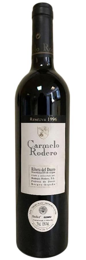1996 Bodegas Carmelo Rodero Gran Reserva фото