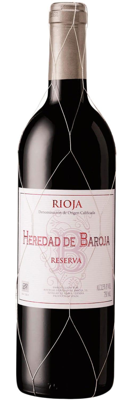 Bodegas Heredad de Baroja Reserva Rioja фото