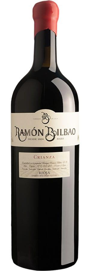Bodegas Ramon Bilbao Crianza Rioja 3 liters фото