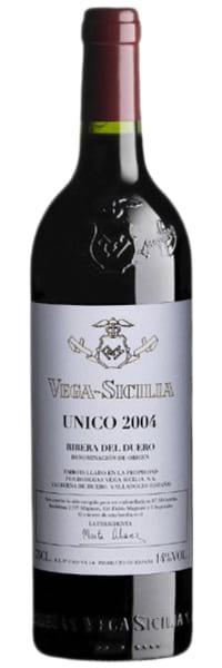 2004 Vega Sicilia Unico фото