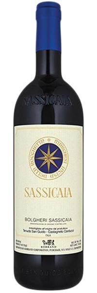 2015 Sassicaia Bolgheri Sassicaia DOC фото