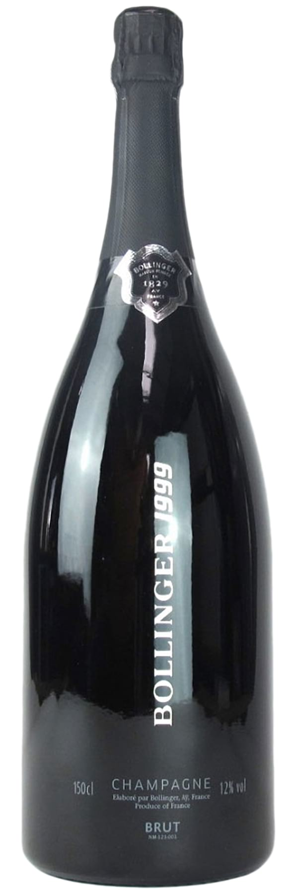 1999 Bollinger James Bond 007 Limited Edition Quantum Of Solace (Magnum) 1.5 liter фото