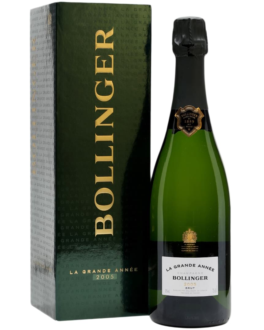 2005 Bollinger La Grande Annee Brut box фото