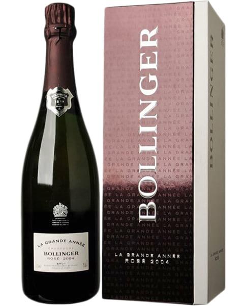 2004 Bollinger La Grande Annee Brut Rose фото