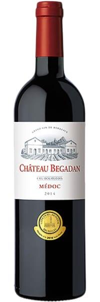 2014 Borie-Manoux Chateau Begadan, Medoc AOC фото