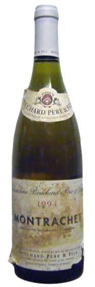 1994 Bouchard Pere & Fils Montrachet Grand Cru фото
