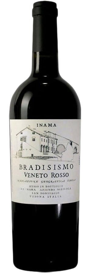 2000 Inama Bradisismo Rosso Veneto фото