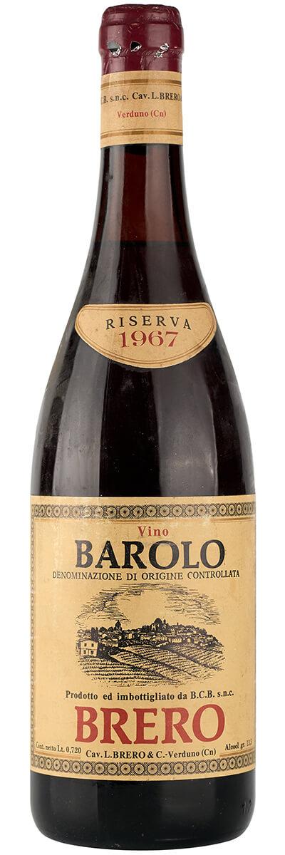 1967 Brero Barolo фото
