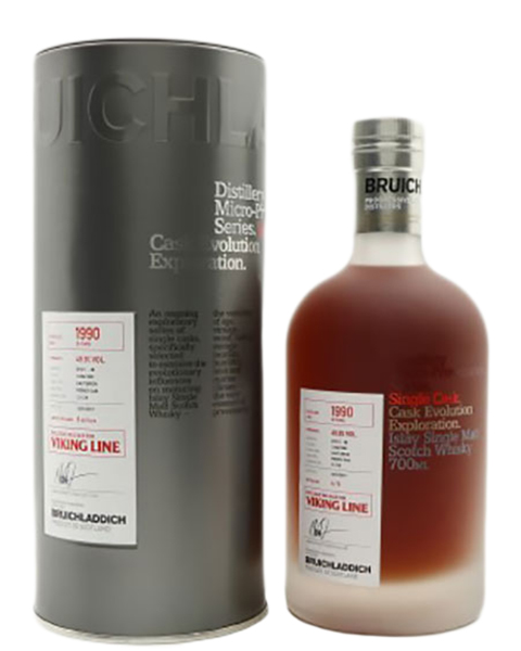 1990 Bruichladdich Micro Provenance 18 Years Old фото