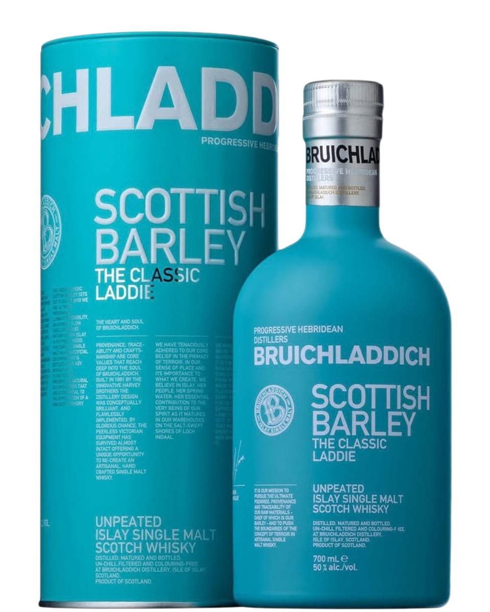 Bruichladdich Scottish Barley The Classic Laddie фото