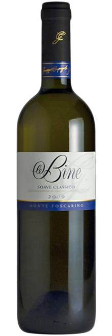 2009 Giuseppe Campagnola Le Bine, Vigneti Monte Foscarino, Soave Classico фото