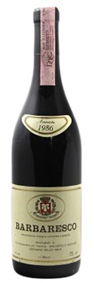 1985 Cantina Dolcetto E Moscato Barbaresco фото