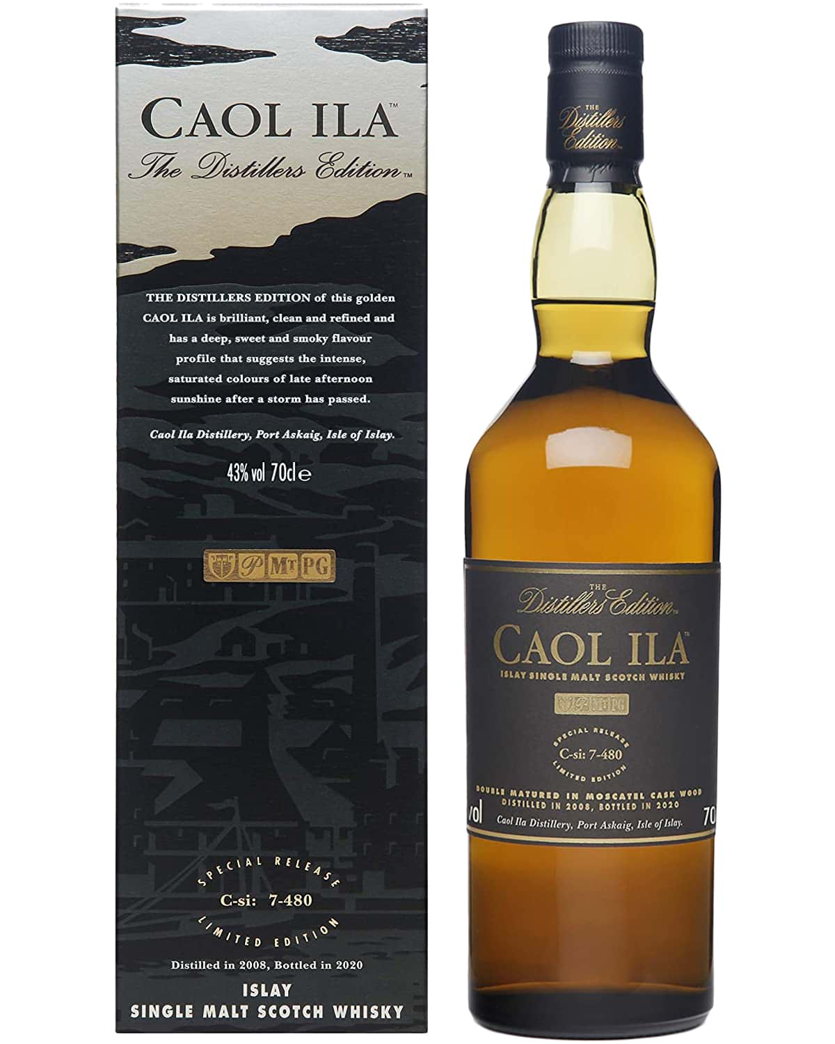 2008 Caol Ila The Distillers Edition фото