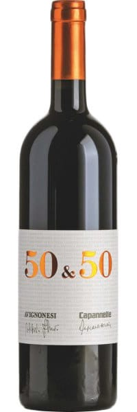 2014 Capannelle Avignonesi-Capannelle «50&50» Toscana IGT фото