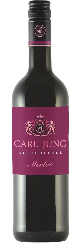Carl Jung Merlot Alcohol Free фото