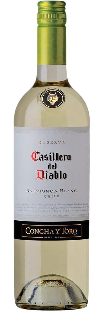 Concha y Toro Casillero Del Diablo Sauvignon Blanc Reserva фото