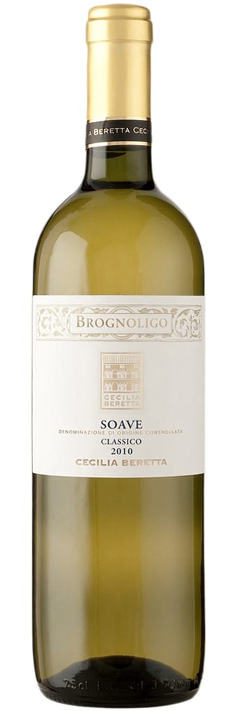 2011 Cecilia Beretta Brognoligo Soave Classico фото