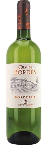 2007 Cheval Quancard Chai De Bordes Bordeaux Blanc фото