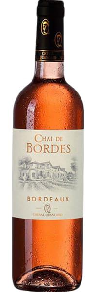2006 Cheval Quancard Chai De Bordes Bordeaux Rose фото