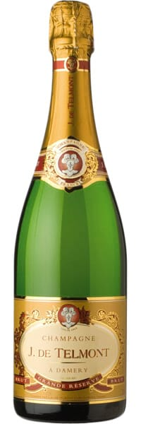 Champagne de Telmont Grande Reserve Brut фото