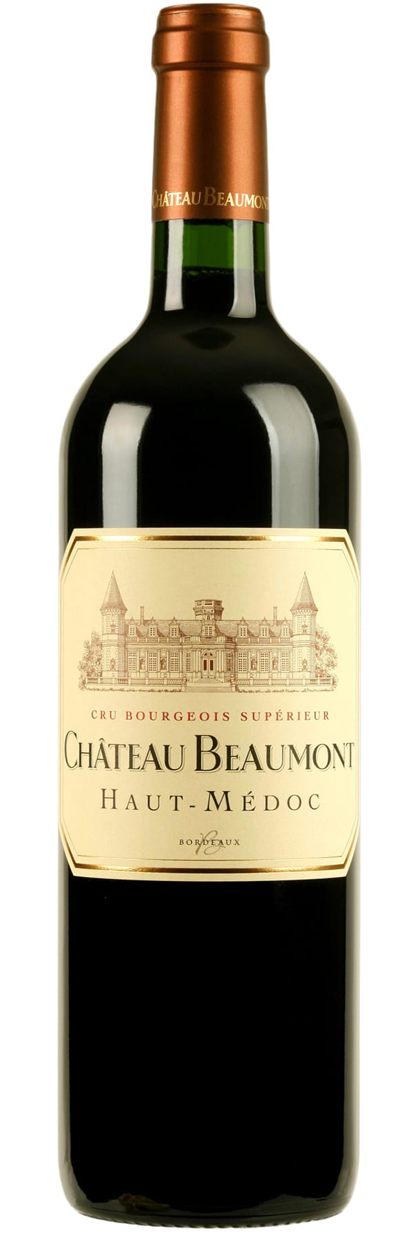 2011 Chateau Beaumont Haut-Medoc 1.5 liter фото