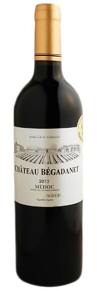 2013 Chateau Begadanet Medoc AOC фото