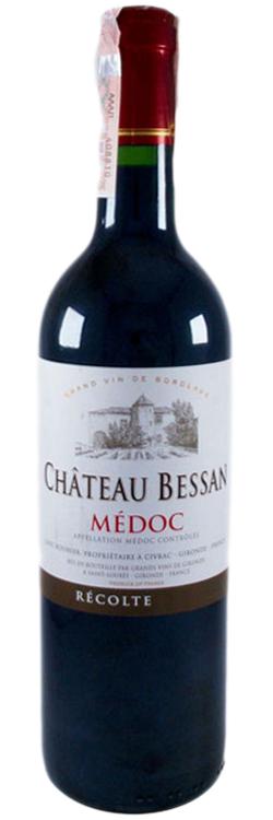2013 Chateau Bessan Medoc AOC фото