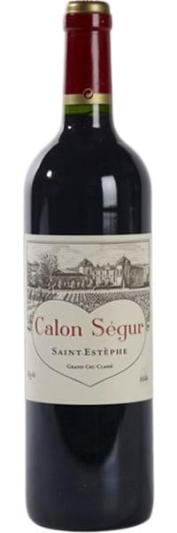 1995 Chateau Calon-Segur Saint-Estephe фото
