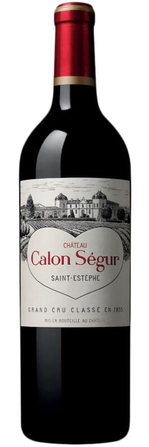 2001 Chateau Calon-Segur Saint-Estephe AOC фото