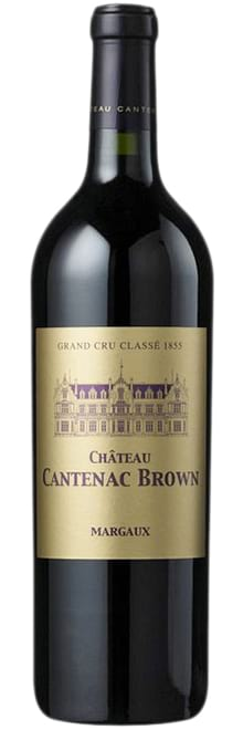 1989 Chateau Cantenac-Brown Margaux фото