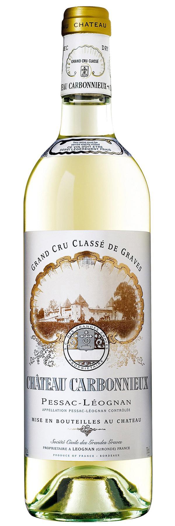 2005 Chateau Carbonnieux Blanc Pessac-Leognan фото