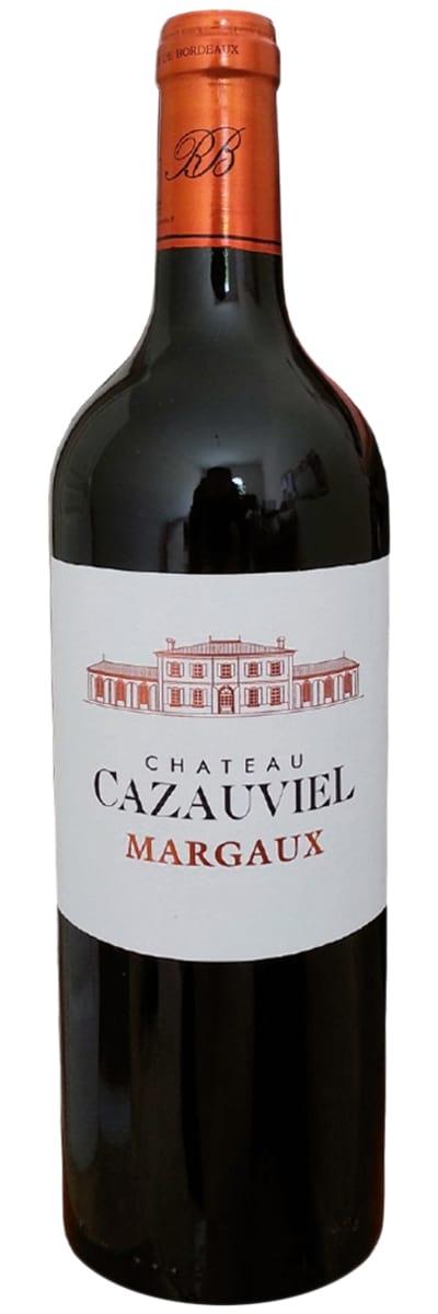 2017 Chateau Cazauviel Margaux фото
