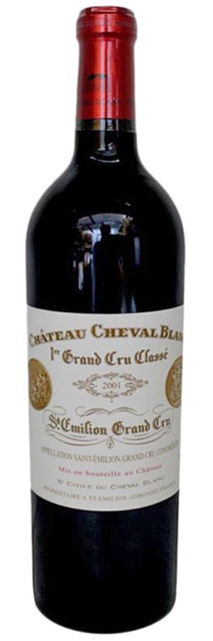 2001 Chateau Cheval Blanc Saint-Emilion Grand Cru AOC 1.5 liter фото